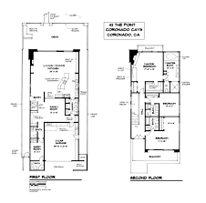 Single Family Floor Plans Single Family Gallery Home Drawn San Diego