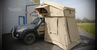 tenda tetto auto subito impresa mudrolling 4x4 tende da tetto djebel line