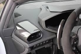 Tesla Carbon Fiber Interior Carbon Fiber Goodies Make Your Lamborghini Huracán Look Even Better