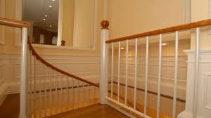 Fitting Banister Spindles Photos Of Built In Bookcases Replace Banister Spindles Rod Iron