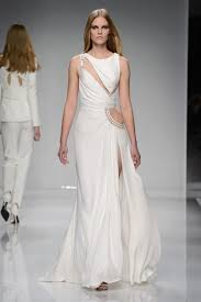 versace wedding dresses bridal inspiration from haute couture 2016 the best