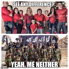Family Christmas Meme - the gun family imgflip