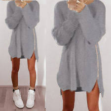us oversize women long sleeve knitted sweater tops loose cardigan