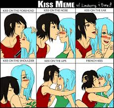Now Kiss Meme Generator - kiss meme lb x bane by darkbane95 on deviantart
