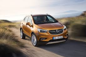 opel cars 2017 the euro bred opel mokka x is a thinly veiled preview of the 2017