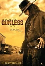 Cao bồi mất súng Gunless 2010