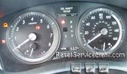 Reset Maintenance Light Toyota Camry 2007 Reset Oil Service Light Lexus Es 350 U2013 Reset Service Light Reset