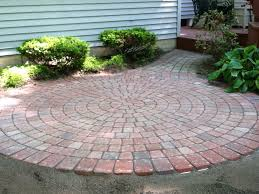 Paver Patio Kits Circle Paver Patio Kits Home Design Ideas