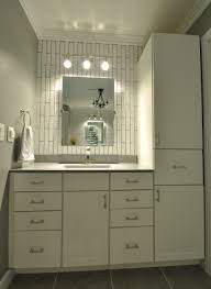 Dog Cabinet Master Bathroom Reveal U2014 Decor And The Dog