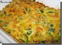 recette de cuisine alg駻ienne gratins gratin de courgettes et de poireaux