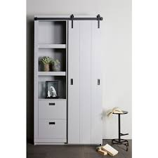 Armoire Coulissante Pas Cher by Porte Coulissante Bois Armoire Chambre Adulte Porte Coulissante
