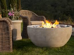 floating fire pit artisan fire bowls eldorado stone