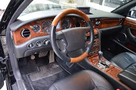2009 bentley arnage interior 2009 bentley arnage t stock gc1442a for sale near chicago il il