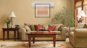 Air Conditioner For Living Room by Lg Art Cool Mini Split Air Conditioning Systems Youtube