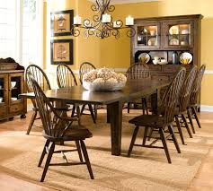 19 rustic dining room table and hutch chic castlegate dining