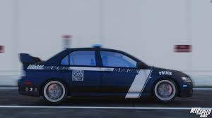 mitsubishi evo png mitsubishi evo ix rcpd enforcer unit nfs rivals vehicle