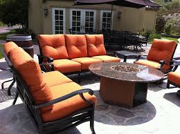Orange Patio Cushions by Patio Patio Furniture Orange County Home Interior Design