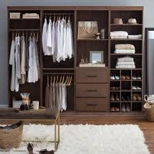Wooden Closet Shelves by Wood Closet Organizers On Hayneedle Wood Closet Systems U0026 Wood