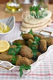 recettes cuisine facile recette falafels libanais maison facile amour de cuisine