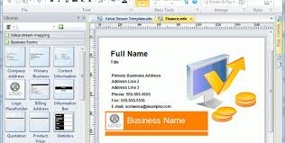 business card template publisher 2007 business card template