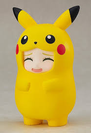 Pikachu Costume Nendoroid Of Lillie In A Pikachu Costume Pokémon Sun And Moon