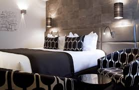 decoration chambre hotel luxe une chambre au masculin trouver des idées de décoration tendances