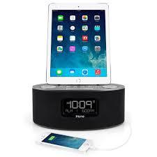 Buy Clock by Amazon Com Ihome Idl46 Lightning Dock Clock Radio And Usb Charge