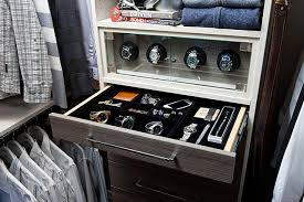 custom closet ideas for the accessory lovers in your life