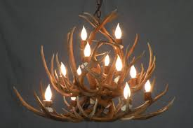 How To Make Antler Chandeliers Set The Atmosphere With A Diy Antler Chandelier The Peak Antler Co