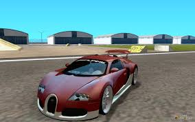 bugatti veyron supersport veyron super sport for gta san andreas