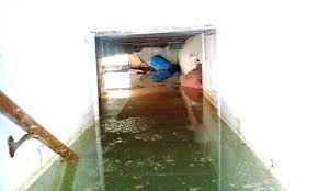 backyard sump pump itstheplumbers blog flooded basement basin