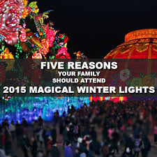 magical winter lights tickets magical winter lights receives tourism incentive program tip award