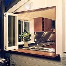 Kitchen Pass Through Window by Pass Through Windows Kitchen Remodel Pinterest Kitchens