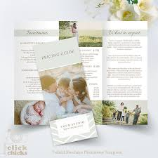 welcome brochure template trifold brochure template studio welcome flyer photography