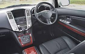 lexus 300 rx 2004 car reviews lexus rx300 se l the aa