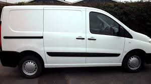new citroen dispatch 11 reg citroen dispatch 1 6 hdi enterprise model white with only