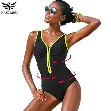 aliexpress com buy nakiaeoi one piece swimsuit 2017 new plus