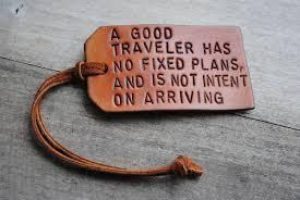 A Real Traveler