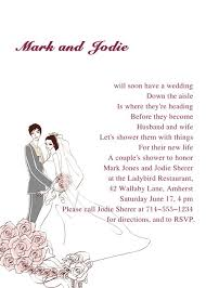 couples wedding shower invitations custom pink coed couples wedding shower invitations online ewbs010