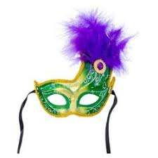 mardi gras mask with feathers deluxe plastic masks silver phantom of the opera