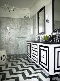 black and white bathroom decorating ideas bathroom 50 unique black and white tile bathroom decorating ideas