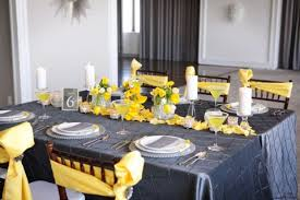 Grey And Yellow Chair 70 Grey And Yellow Wedding Ideas For Spring And Summer Weddings