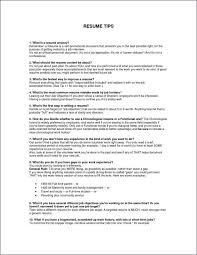 Help Doing A Resume Doing A Resume Lukex Co