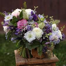 purple wedding bouquets pretty purple wedding flowers for summer nuptials mon cheri bridals