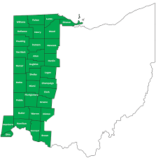 Warren Ohio Map by Scouts Of Western Ohio Our Council