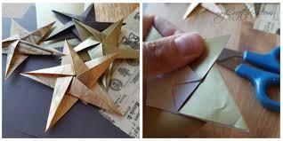 diy ornaments origami mycraftchens