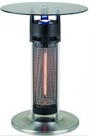 Outdoor Electric Heaters For Patios Patio Heater With Table Foter