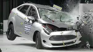 small cars get crushed in crash tests jan 22 2014