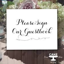 wedding signs template sign our guestbook wedding printables guestbook sign