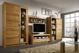 Wohnzimmerschrank Eiche Massiv Gebraucht Wohnwand Eiche Massiv Modern Haus Design Möbel Ideen Und